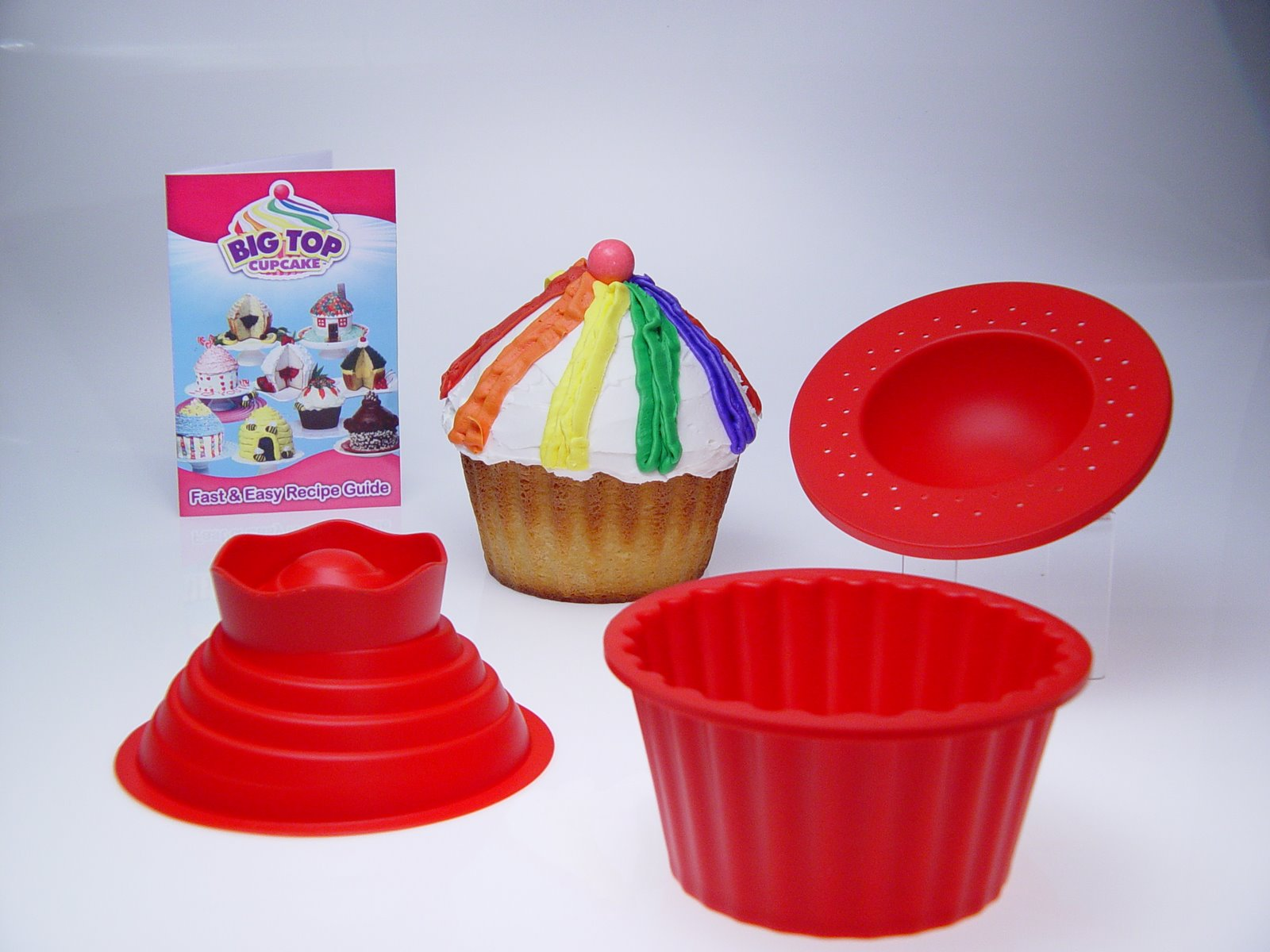 Big Cupcake Images : ENDED~~Calling All Bakers! Big Top Cupcake Giveaway Our ...